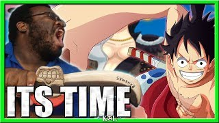AVOID THE P.O.R.N SITES... ALL OF THEM!! | One Piece Manga Chapter 917 LIVE REACTION - ワンピース