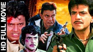 Mar Mitenge (1988)   Full Hindi Movie   Jeetendra, Mithun Chakraborty, Madhavi
