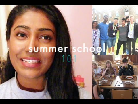 SUTTON TRUST SUMMER SCHOOL UK // MY EXPERIENCE, FIRST DAY, TIPS, PHOTOS