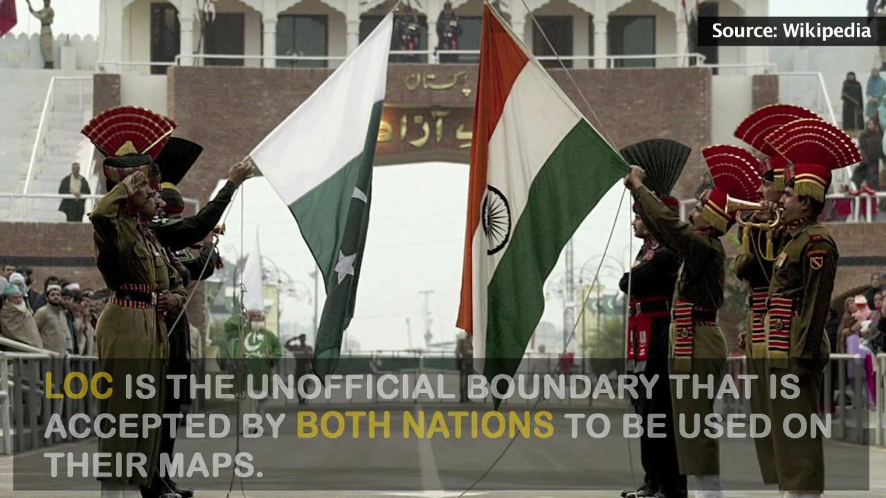 India pakistan border line photos Pakistan Removes 26/11 Chief Prosecutor For. - india