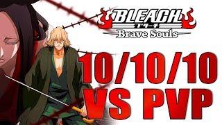 🔥10/10/10 TYBW KISUKE PVP SHOWCASE 🔥Bleach Brave Souls