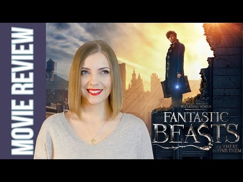 Fantastic Beasts And Where To Find Them (2016) | Movie Review + Spoiler Talk At The End