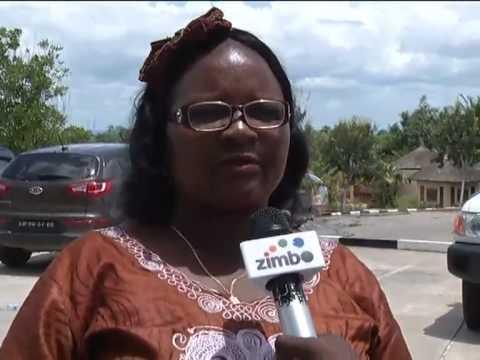 Crianças do Projecto Manguxiami recordam primeiro Presidente de Angola | TV Zimbo |