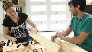 Easy Workshop Storage Project with April Wilkerson and Matt Cremona