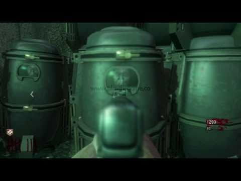 Black Ops Secrets: Easter Eggs: Kino Der Toten (Theatre of the Dead) Part.1 Music Videos