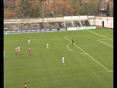 Betis B 2 - Cartagena 0 (14-12-14)