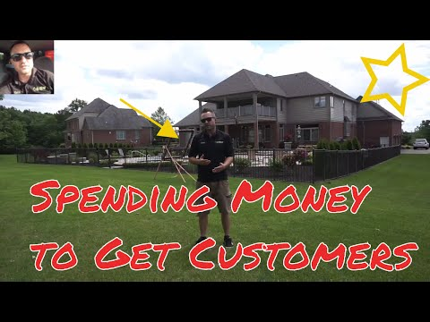 How to Get Window Cleaning Customers - Paying Marketing Companies like Home Advisor