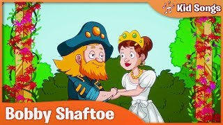 Bobby Shaftoe Gone To Sea Song for Kids | Nursery Rhymes 2018 | Children's and Toddlers Song