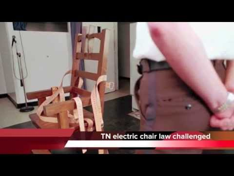 TN electric chair law challenged