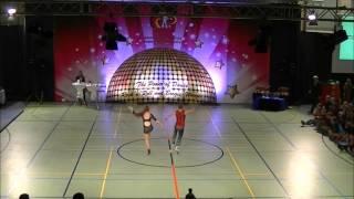 Janique Steiner & Jascha Steiner - Schwäbische Meisterschaft 2015