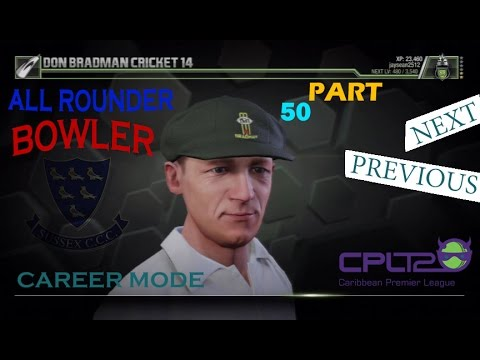 Don Bradman Cricket 14 Career Mode Epi 50