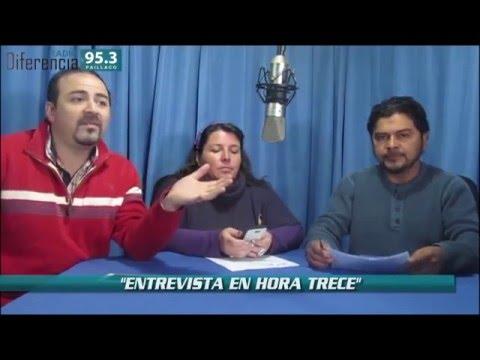 Entrevista en Hora Trece - Marisol Molina y Concejal Jose Aravena: Su viaje a Cuba