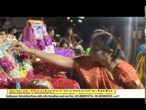 Rameshwar Co.op.ho.soc.maninagar With Anand No Garbo.part 1 video