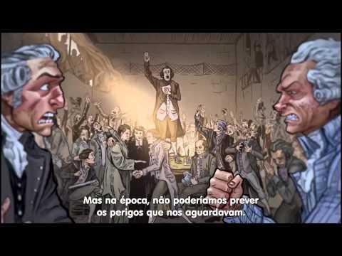 Revolução Francesa Animação