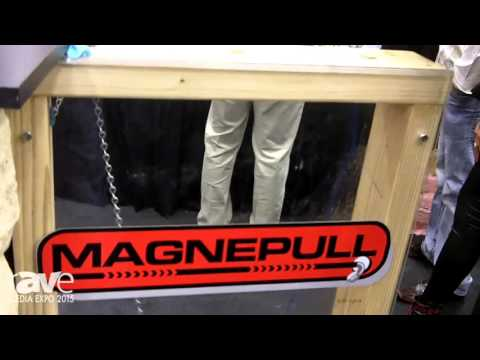 CEDIA 2015: MagnePull Demos the MagnePull Cable Fishing System and Its Locator System
