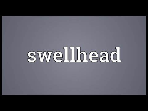 Header of swellhead