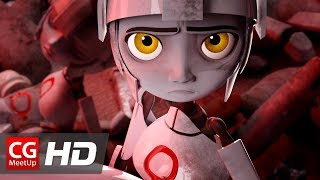 "CGI Animated Short Film: ""Shattered"" by Suyoung Jang 