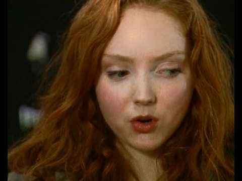 Lily Cole and Marylin Manson interview
