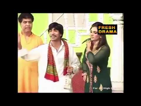 Sajjan Abbas   Feena  Sxy Girl Latest New Pakistani Stage Drama Full Comedy Show
