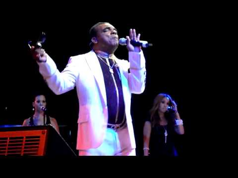 Ronald Isley live in Houston, Tx 2010