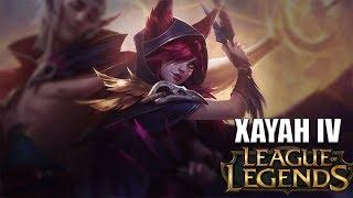 League of Legends Xayah 4