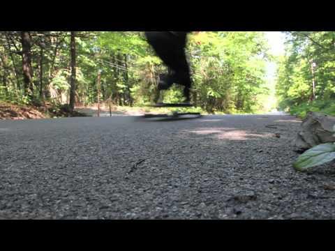 Garrett Creamer Summer 2012 - DB Longboards