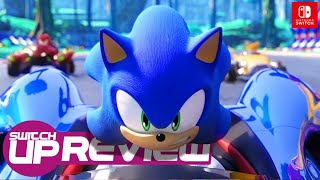 Team Sonic Racing Switch Review - As GOOD as Mario Kart? No...but...