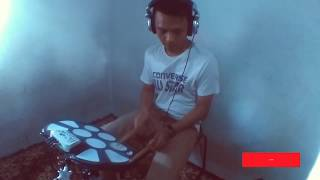 Linkin Park Numb - Roll up drum kit cover