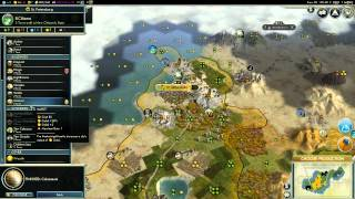 [5] Dominating the World w/ GaLm (Let's Play Sid Meiers Civilization V)