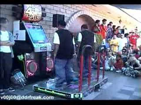 DDR - Tournament - Dynamite Rave - Basic (Standard) Versus