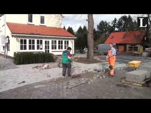 Verbouwing 7 heuvels. Jan Bredewout