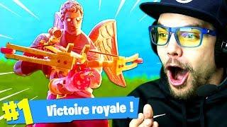 TOP 1 de L'AMOUR sur Fortnite: Battle Royale !!