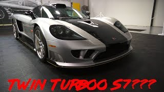 Saleen Car Show 2019 | S7 VS S1