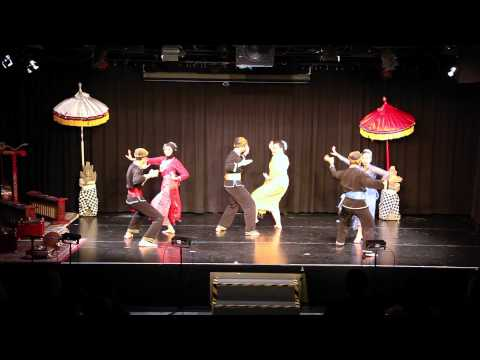 Tari Jaipong, Indonesian Culture Evening - Helsinki 2013