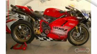 Ducati 1098R - Features and Walkaround