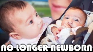 NO LONGER A NEWBORN! - FAMILY VLOGGERS DAILY VLOG (ADITL EP478)