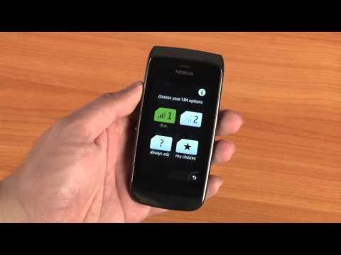 Review Nokia Asha 310 สมาร์ทโฟน 2 ซิม Wi-Fi คุ้มค่า คุ้มราคา