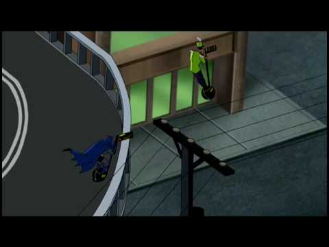 "Batman: the Brave & the Bold ""Drives Us Bats"" Music Video"