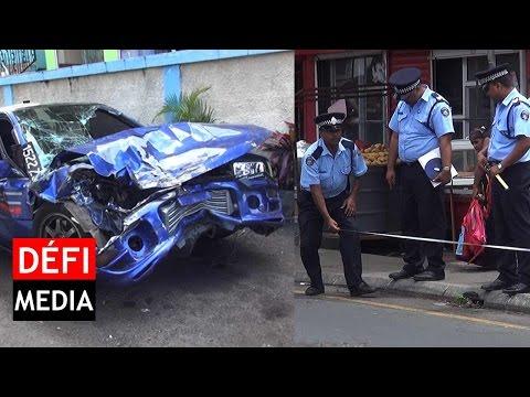 Accident fatal à Bel-Air: la police tente de comprendre