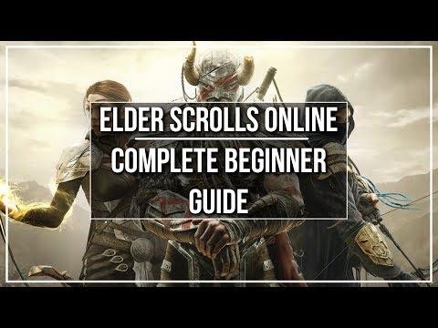 Elder Scrolls Online Complete Beginner Guide