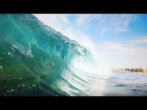 Bodyboarding Shark Island/Spring/11.11.19