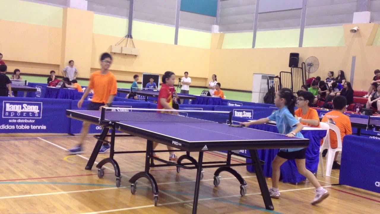 Lin Qian Ping Marianne vs Ser Lin Qian