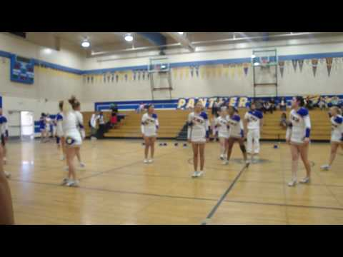 Benicia High 2010 SEN10R Step-Down RALLY Video