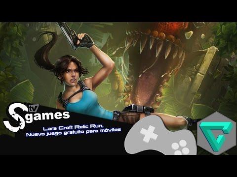 Lara Croft Relic Run, Nuevo juego gratuito para móviles