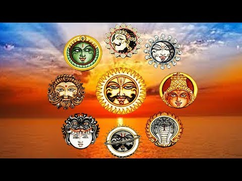 Navagraha Mantra - Surya Gayatri Mantra - Dr.R. Thiagarajan