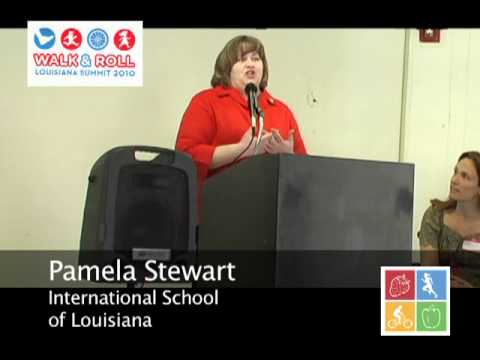 Curb It! - Walk and Roll Louisiana Summit 2010 - Part 4