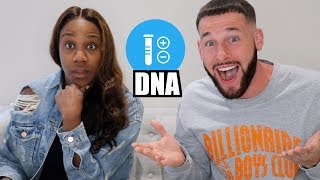 The Results are in... *DNA TEST*