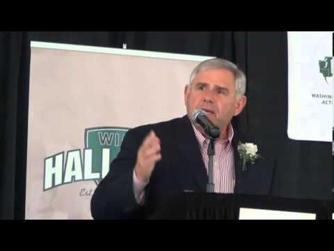 Keith Gilbertson Sr. received his 5th Hall of Fame honor with his induction into the Washington Interscholastic Activities Association (WIAA) 2013 Hall of Fa...