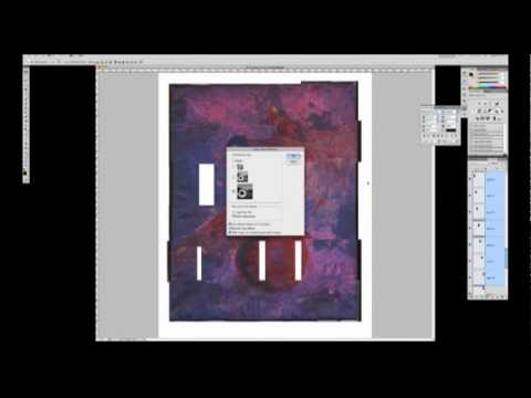 Documenting your large paintings - Part 2 of 3 Puzzle Piecing