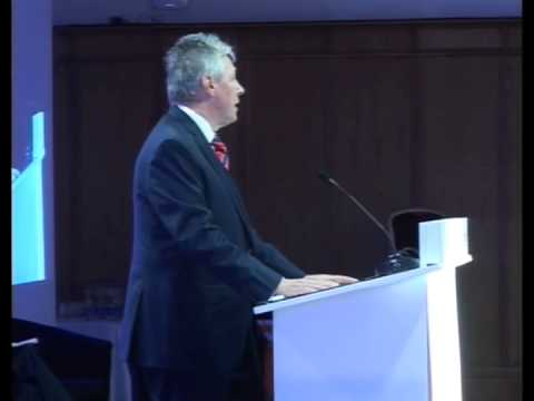 Peter Robinson Tribute to Dr Paisley at DUP Conference